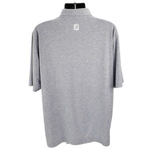 FootJoy Shirts - FOOTJOY Golf Men's XL Performance Polo Shirt Gray